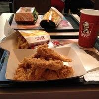 Photo taken at Kentucky Fried Chicken by Gabriella on 10/5/2012