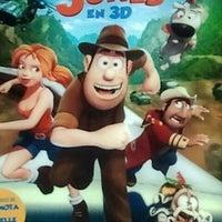 Foto tomada en Yelmo Cines Roquetas 3D por David L. el 9/29/2012