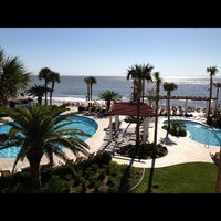 Photo taken at The King And Prince Beach & Golf Resort by Joe G. on 10/20/2012