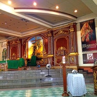 Photo taken at St. Francis of Assisi Parish Church by Jerry S. on 7/20/2013