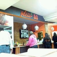 Photo taken at Restaurante Akazzo 53 by Rafael M. on 9/30/2013