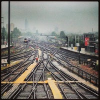 Photo taken at Clapham Junction Railway Station (CLJ) by Ben on 5/28/2013