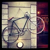 Photo taken at Milan by Ben on 4/6/2013