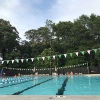 Photo taken at Briarwood Pool by Christian O. on 6/12/2017