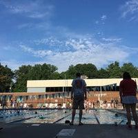 Photo taken at Briarwood Pool by Christian O. on 6/4/2016