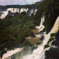 Photo taken at Iguazú National Park by Natali on 1/16/2013