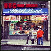 Photo taken at NYC Fried Chicken Corporation by Farad A. on 4/10/2013
