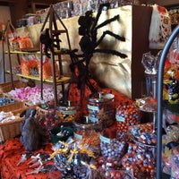 Photo taken at Harbor Candy Shop by Ed R. on 10/14/2013