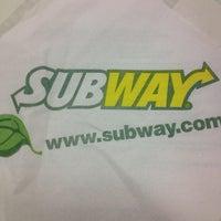 Photo taken at Subway by Miro M. on 3/11/2013