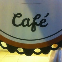 Photo taken at Santa Maria Café by Luciana D. on 12/20/2013