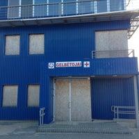 Photo taken at Palangos gelbėjimo stotis by Mikhail Z. on 3/4/2014