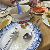 Photo taken at Saujana Tomyam Seafood by Katerina P. on 2/6/2016