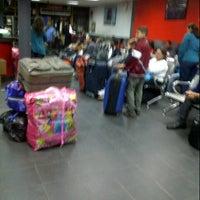 Photo taken at Aeroexpresos Ejecutivos by Rael C. on 12/12/2012