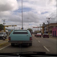 Photo taken at Av. Intercomunal Tigre - Tigrito by Rael C. on 1/4/2013