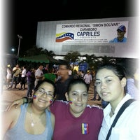Photo taken at Comando Simon Bolivar by Rael C. on 4/15/2013