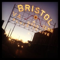 Photo taken at Downtown Bristol by Kate V. on 3/12/2015