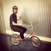 Photo taken at Upgrade Cycle Works by Josh K. on 10/8/2013