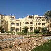 Снимок сделан в Rixos Sharm El Sheikh пользователем Лена Х. 1/6/2013