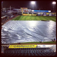 Photo taken at FNB Field by Bob H. on 4/11/2013