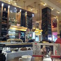 Photo taken at Café Extrablatt by Sascha H. on 9/8/2013