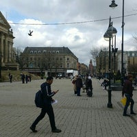 Photo taken at Victoria Square by Paul on 4/4/2016
