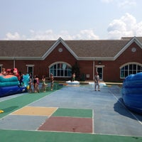 Photo taken at Bright School by Julie H. on 8/23/2013