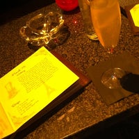 Photo taken at HIT Bar & Lounge by Francesca on 1/31/2014