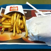 Photo taken at Wendy's by Leslie H. on 1/19/2013