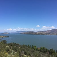 Photo taken at Upper Klamath Lake by Fuyu on 7/26/2015