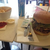 Photo taken at The Burger Joint by Kirkwood J. on 1/1/2015