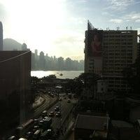 Photo taken at YMCA of Hong Kong 香港基督教青年會 by MsJennifer S. on 1/21/2013
