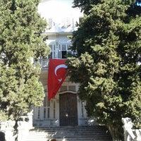 Photo taken at Çamlıca Kız Anadolu Lisesi by Uygar G. on 6/22/2013