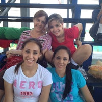 Photo taken at Cancha Sección 147 by JeSsik I. on 6/23/2013