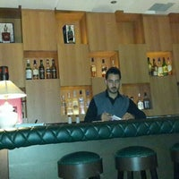 Photo taken at Flamme Bois - Bistro by Vaibhav L. on 11/15/2013