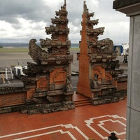 Photo taken at Ngurah Rai International Airport (DPS) by Hiroaki A. on 5/28/2013
