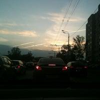 Photo taken at Казань-Зеленодольск by Диана on 6/18/2013