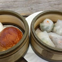 Photo taken at Dim Sum Charlie's by Lisa O. on 6/21/2013