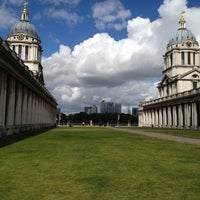 Photo taken at University of Greenwich (Greenwich Campus) by Kinga on 9/18/2012