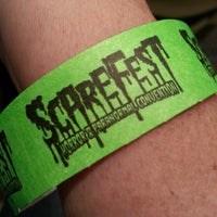 Photo taken at Scarefest by Beth M. on 9/14/2013
