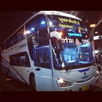 Photo taken at Bangkok Bus Terminal (Chatuchak) by Natcha on 11/22/2012