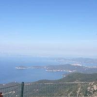 Photo taken at Isola d'Elba by Mattia on 4/18/2013
