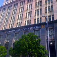 Photo taken at Jabatan Pendaftaran Negara (JPN) by Ladypearl T. on 11/22/2012