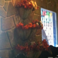 Photo taken at El Gallo Restaurant by Caroline on 10/9/2012