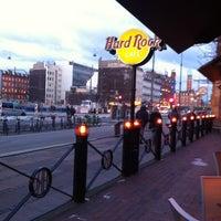 Photo taken at Hard Rock Cafe København by Dilojjj on 1/11/2013