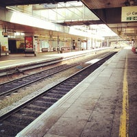 Photo taken at Coventry Railway Station (COV) by Dickkie on 3/26/2013