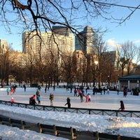 Foto scattata a Boston Common da suke il 2/20/2013