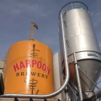 Photo prise au Harpoon Brewery par suke le2/22/2013