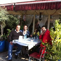 Photo taken at Rodop Köftecisi by Can on 11/20/2012