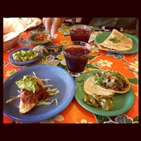 Photo taken at Mijita Cocina Mexicana by Krysta T. on 10/11/2012
