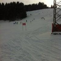 Photo taken at Skilifte Thalkirchdorf by Mario K. on 1/27/2013